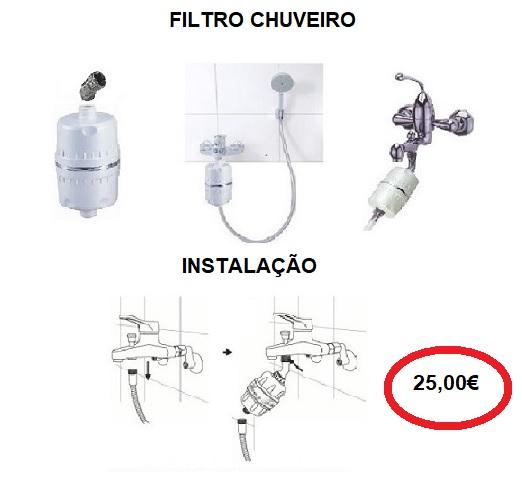 FILTRO CHUVEIRO