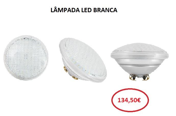LAMPADA LED BRANCA